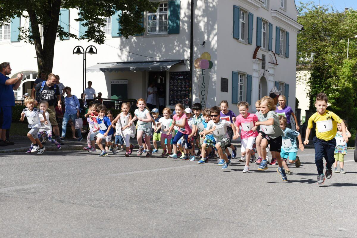 Strong Run in Aulendorf