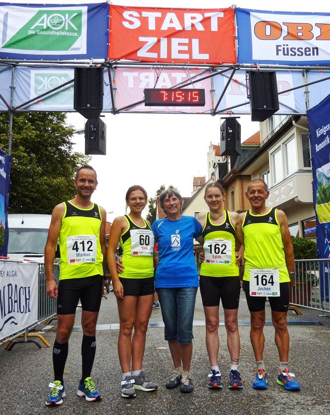 SGA Yetis in Füssen